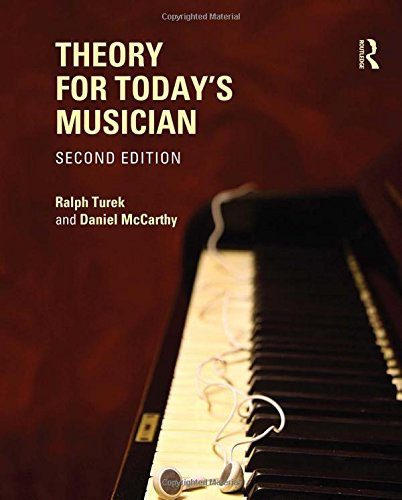 9780415663328: Theory for Today's Musician