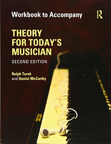9780415663335: Theory for Today's Musician Workbook (eBook): Volume 2