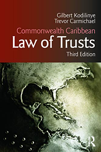 9780415663458: Commonwealth Caribbean Law of Trusts: Third Edition