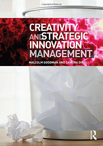 9780415663540: Creativity and Strategic Innovation Management