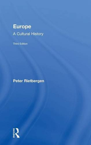 9780415663571: Europe: A Cultural History