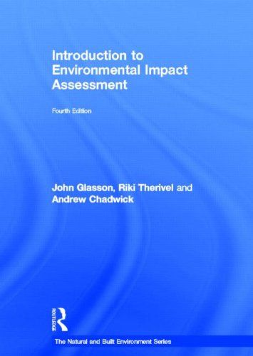 9780415664684: Introduction To Environmental Impact Assessment (Natural and Built Environment Series)