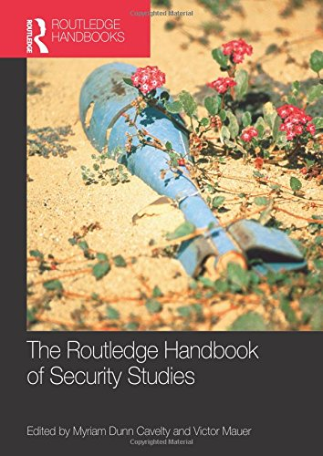 9780415664721: The Routledge Handbook of Security Studies (Routledge Handbooks (Paperback))