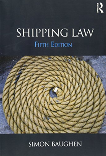 9780415664813: Shipping Law