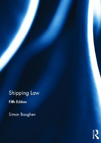 9780415664820: Shipping Law