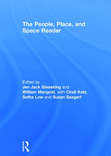 9780415664967: The People, Place, and Space Reader
