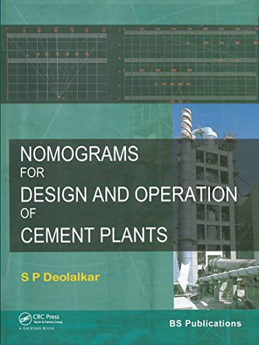9780415665773: Nomograms for Design and Operation of Cement Plants