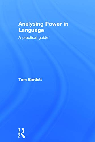 9780415666312: Analysing Power in Language: A practical guide