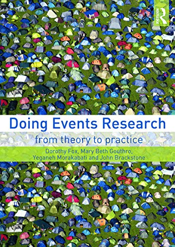9780415666695: Doing Events Research: From Theory to Practice