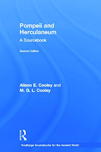 9780415666794: Pompeii and Herculaneum: A Sourcebook (Routledge Sourcebooks for the Ancient World)