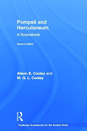 9780415666794: Pompeii and Herculaneum: A Sourcebook
