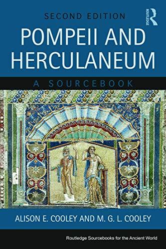 9780415666800: Pompeii and Herculaneum: A Sourcebook