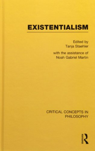 9780415667005: Existentialism (Critical Concepts in Philosophy)