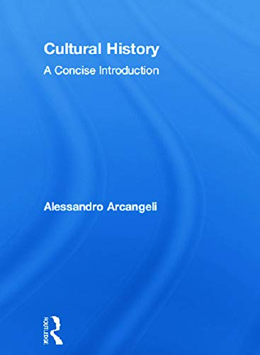9780415667753: Cultural History: A Concise Introduction