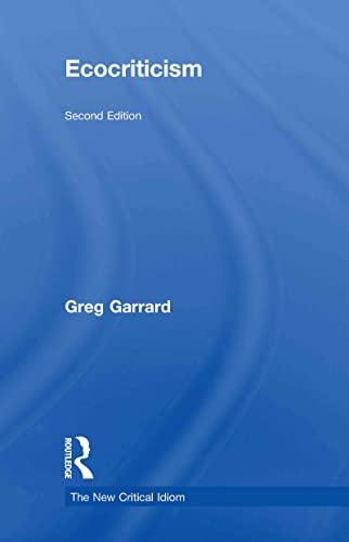 9780415667852: Ecocriticism (The New Critical Idiom)