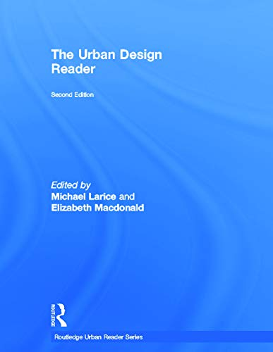 9780415668071: The Urban Design Reader (Routledge Urban Reader Series)