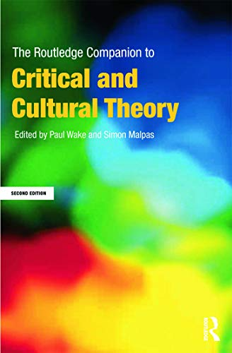 9780415668309: The Routledge Companion to Critical and Cultural Theory (Routledge Companions)