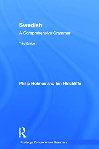 9780415669245: Swedish: A Comprehensive Grammar (Routledge Comprehensive Grammars)
