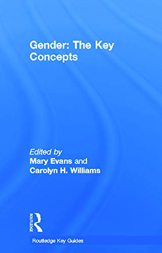 9780415669610: Gender: The Key Concepts (Routledge Key Guides)