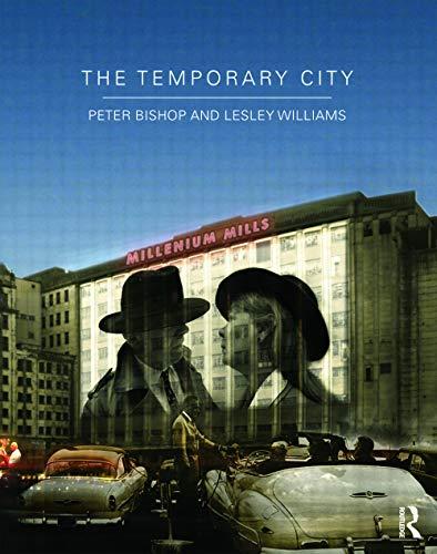 9780415670562: The Temporary City