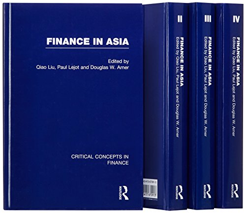 Finance in Asia: Liu, Qiao