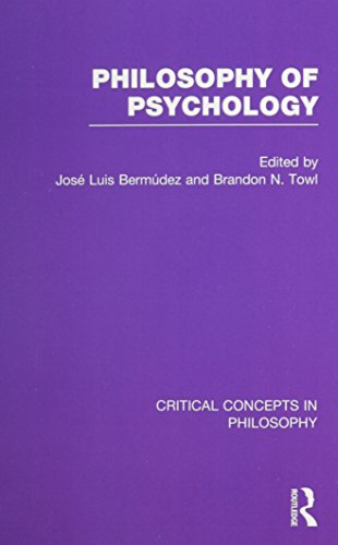 9780415671118: The Philosophy of Psychology (Critical Concepts in Philosophy)