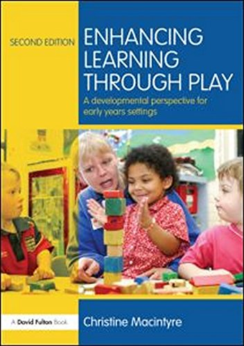 Enhancing Learning through Play: A developmental perspective for early years settings: Macintyre, ...