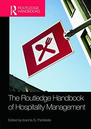 9780415671774: The Routledge Handbook of Hospitality Management (Routledge Handbooks)