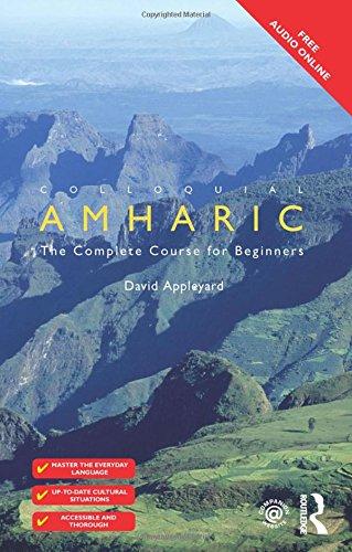 9780415671798: Colloquial Amharic (Colloquial Series)