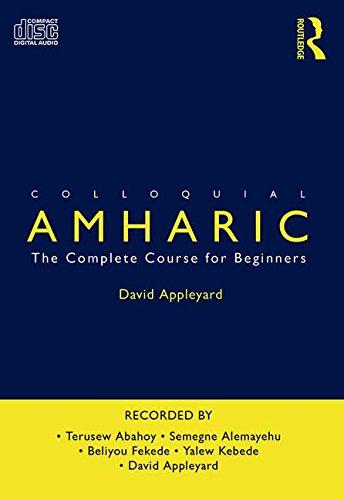 9780415671811: Colloquial Amharic (Colloquial Series)