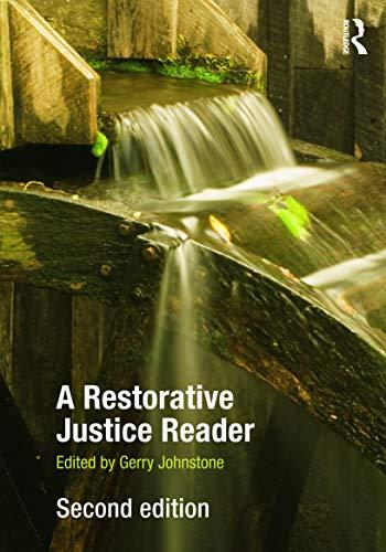 9780415672344: A Restorative Justice Reader