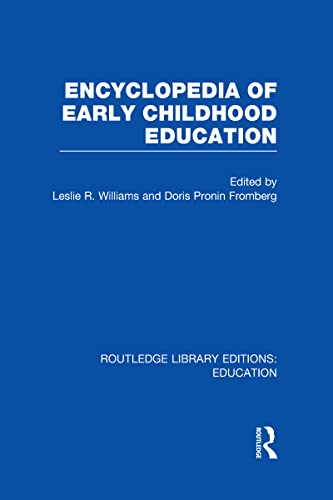 9780415672511: Encyclopedia of Early Childhood Education