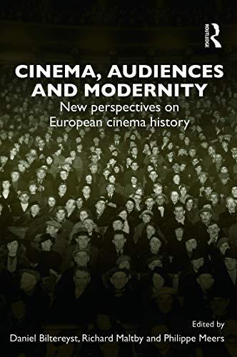 9780415672788: Cinema, Audiences and Modernity