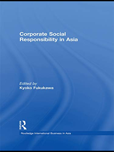 9780415673044: Corporate Social Responsibility in Asia (Routledge International Business in Asia)