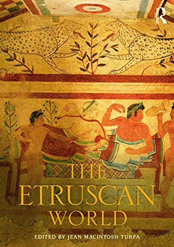 9780415673082: The Etruscan World (Routledge Worlds)