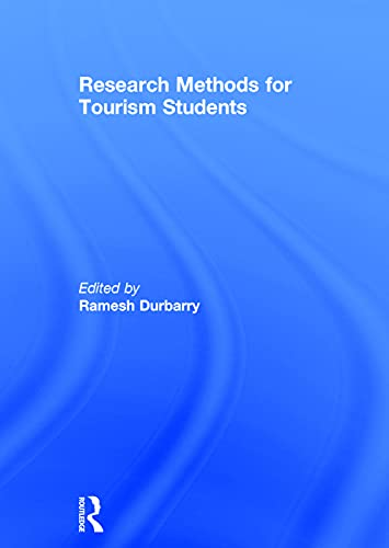 9780415673181: Research Methods for Tourism Students