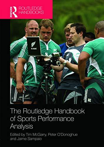 9780415673617: Routledge Handbook of Sports Performance Analysis (Routledge International Handbooks)