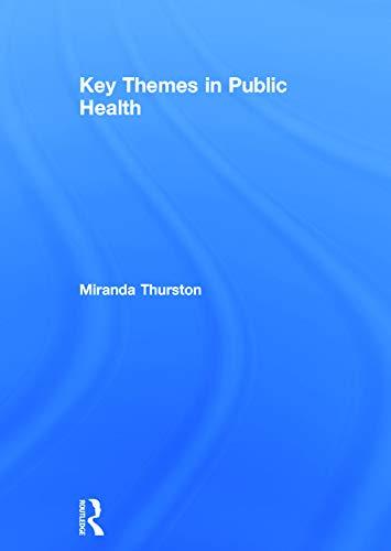 9780415673815: Key Themes in Public Health