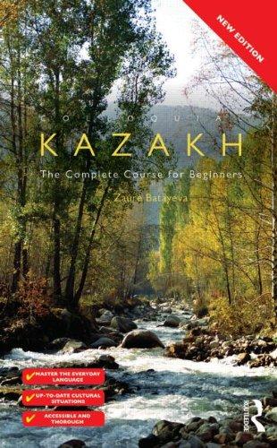 9780415674287: Colloquial Kazakh