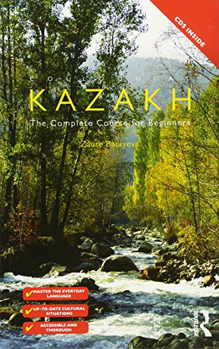 9780415674294: Colloquial Kazakh (Colloquial Series)