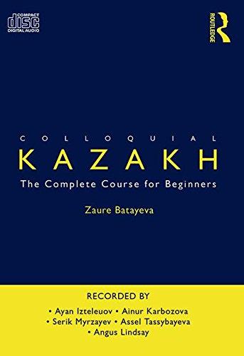 9780415674300: Colloquial Kazakh