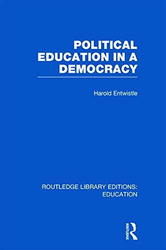 9780415675437: Political Education in a Democracy