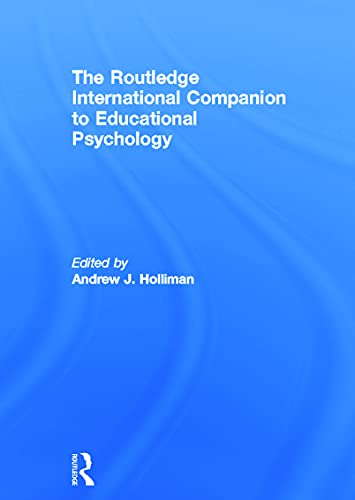 9780415675581: The Routledge International Companion to Educational Psychology