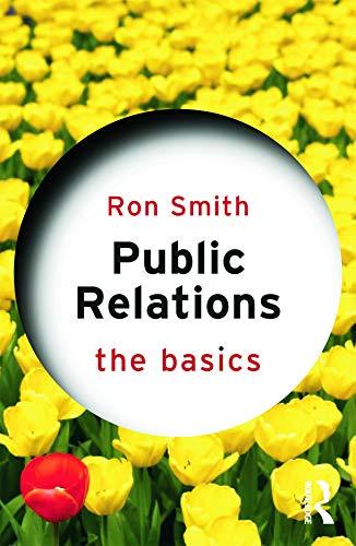 9780415675833: Public Relations: The Basics