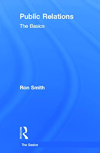 9780415675840: Public Relations: The Basics