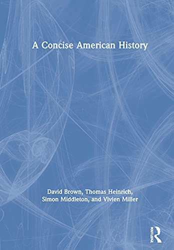 An Introduction to American History: American Empire: Middleton, Simon; Brown,