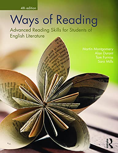 9780415677479: Ways of Reading: Advanced Reading Skills for Students of English Literature