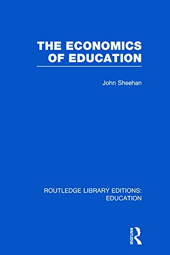 9780415677561: The Economics of Education