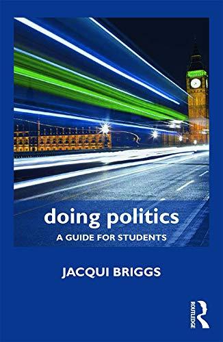 Doing Politics: Briggs, Jacqui