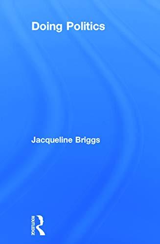 Doing Politics (Doing. Series): Jacqui Briggs